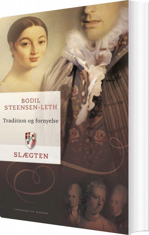 Billede af Slægten 15: Tradition og fornyelse (Bog)