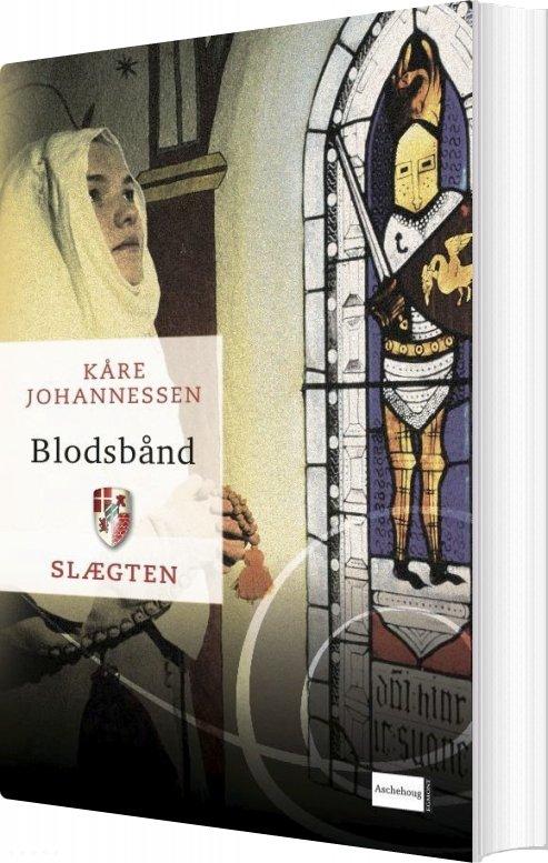 Image of   Slægten 7: Blodsbånd - Kåre Johannessen - Bog