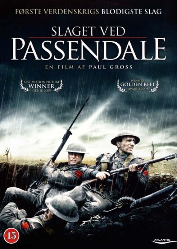 Image of   Slaget Ved Passendale / Passchendaele - Film - DVD - Film