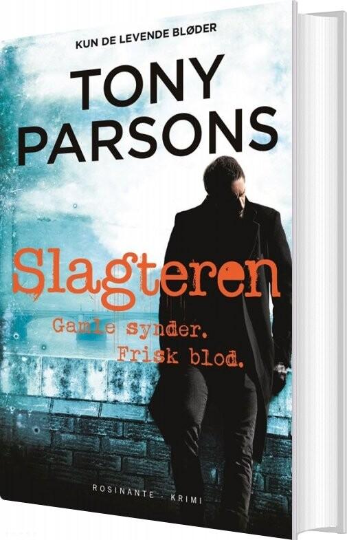 Image of   Slagteren - Tony Parsons - Bog