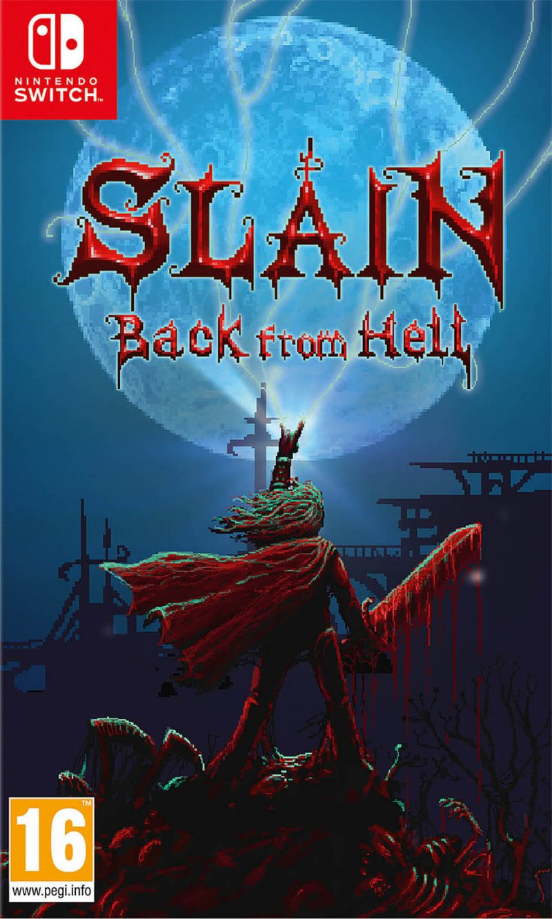 Image of   Slain: Back From Hell - Nintendo Switch