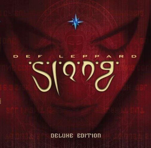 Def Leppard - Slang - Deluxe - CD