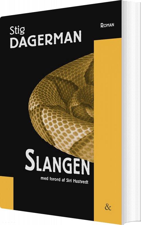 Slangen - Stig Dagerman - Bog