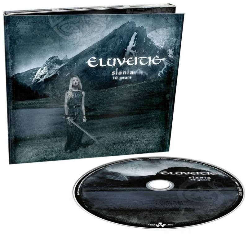 Image of   Eluveitie - Slania - 10 Years - CD