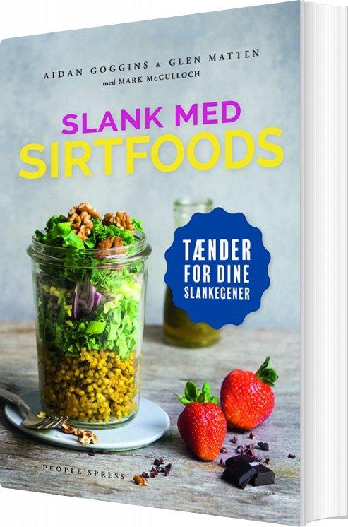 Slank Med Sirtfoods - Glen Matten - Bog
