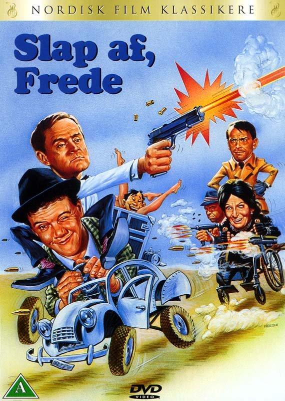 Image of   Slap Af, Frede - DVD - Film