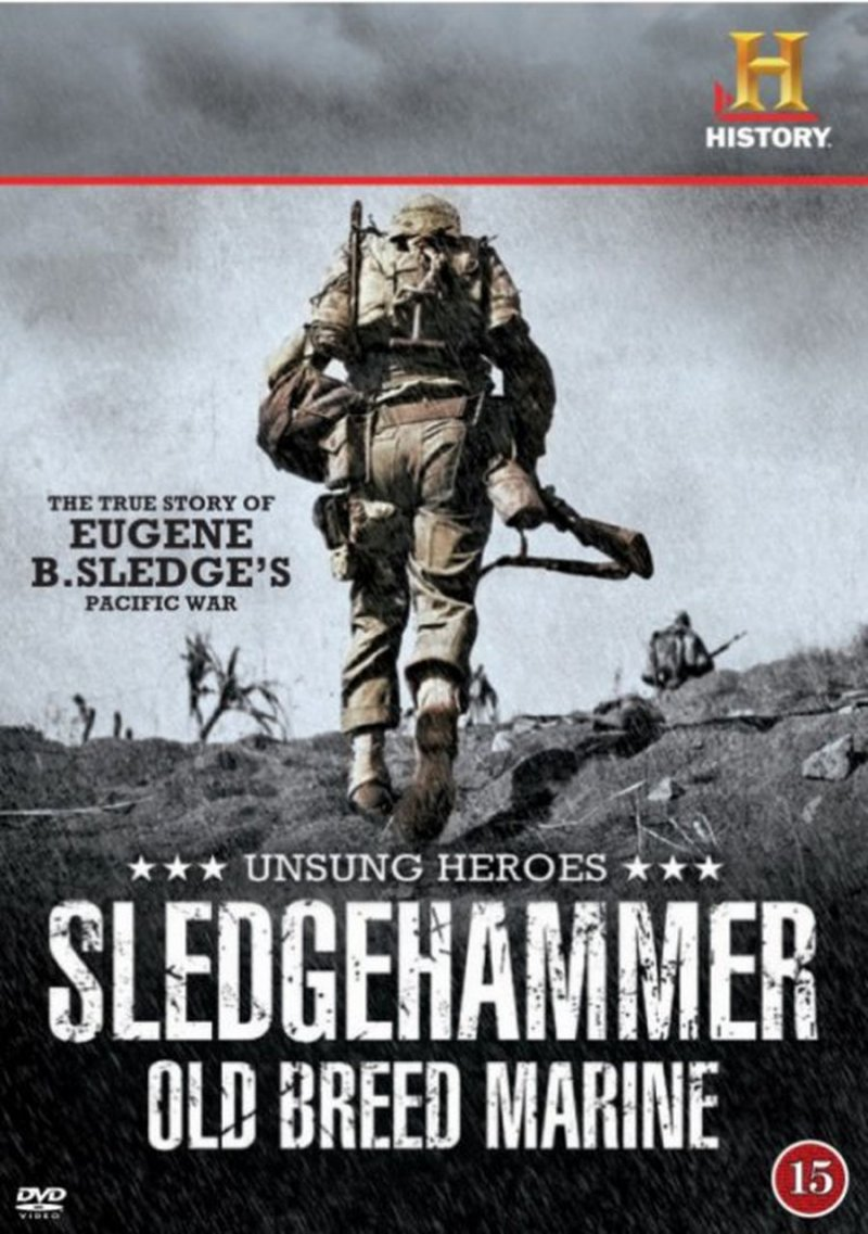 Image of   Sledgehammer - Old Breed Marine - History Channel - DVD - Film
