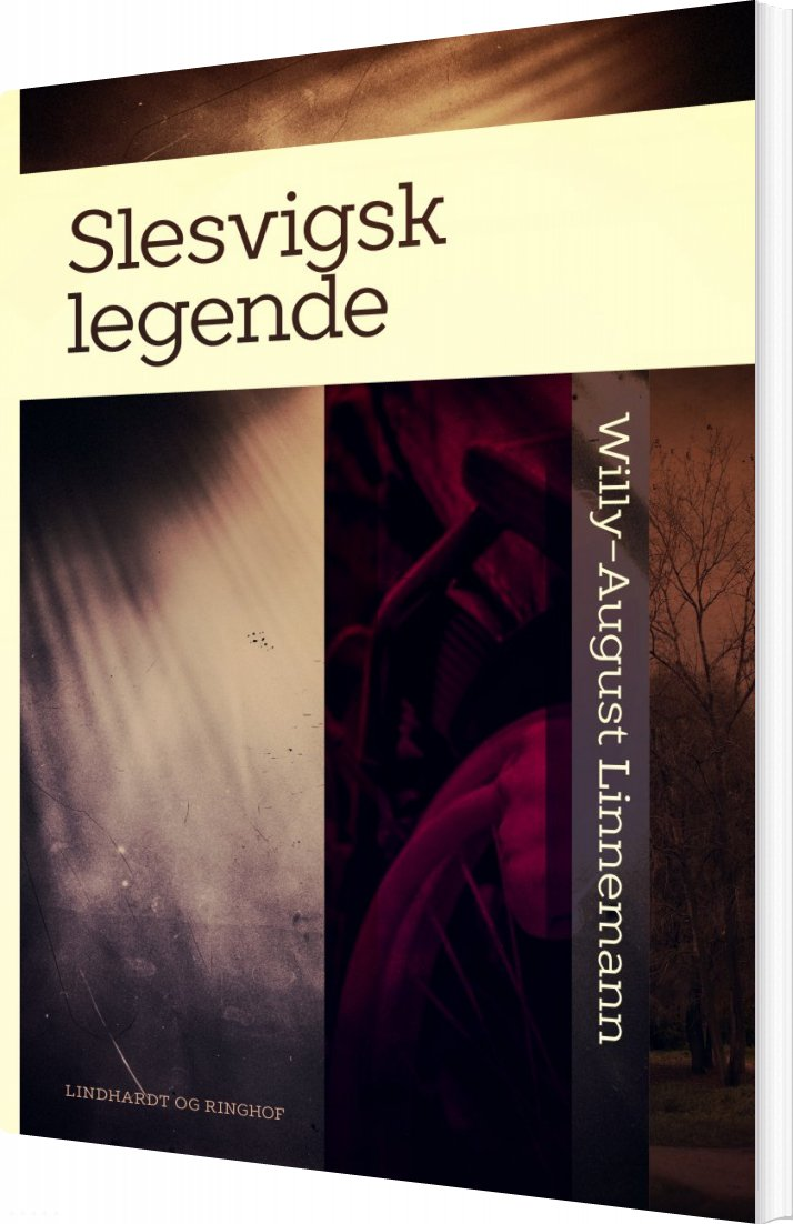 Slesvigsk Legende - Willy-august Linnemann - Bog