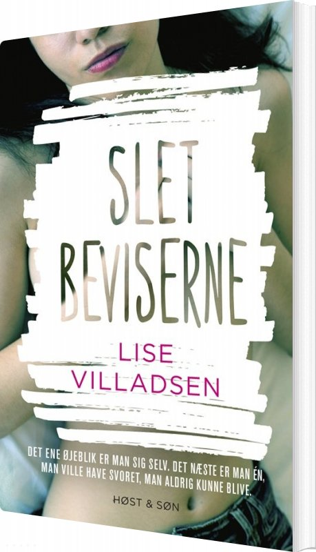Slet Beviserne - Lise Villadsen - Bog