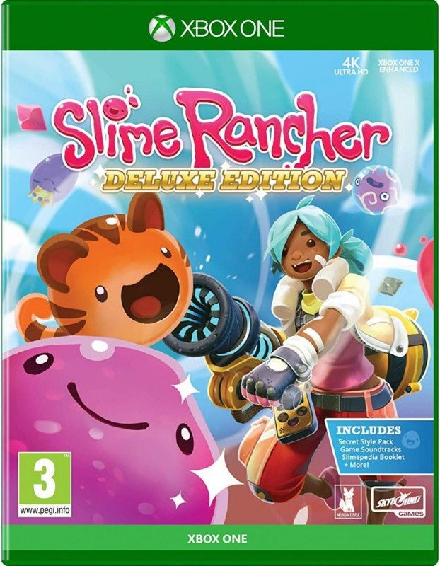 Image of   Slime Rancher - Deluxe Edition - Xbox One