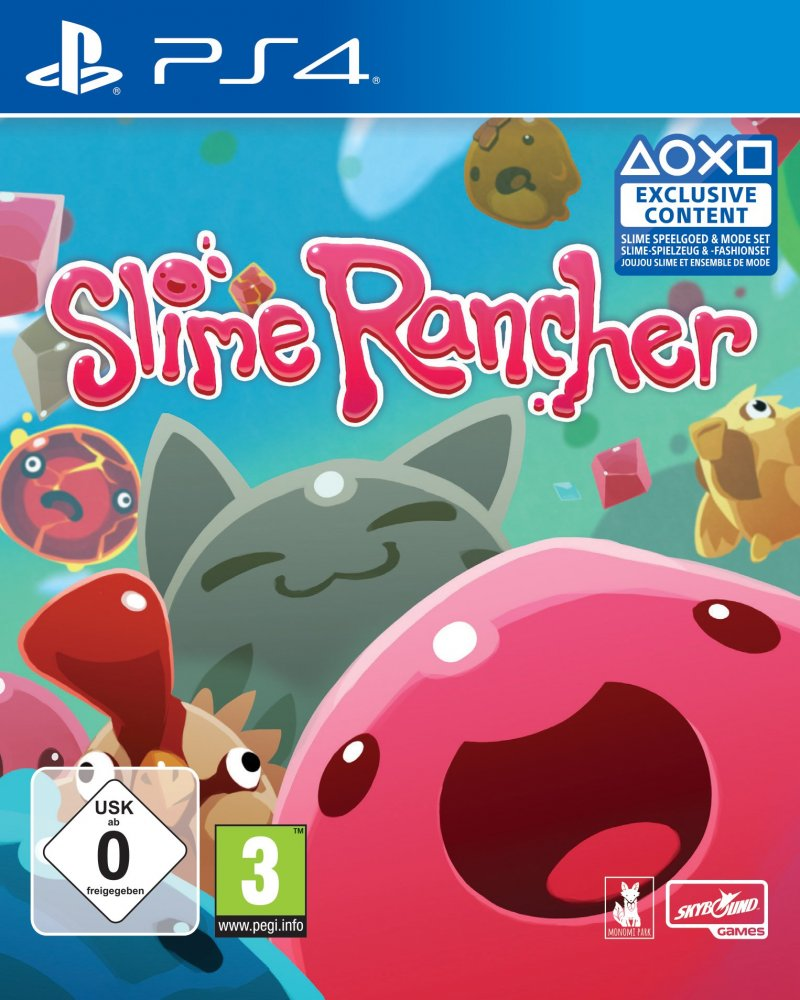 Image of   Slime Rancher - PS4