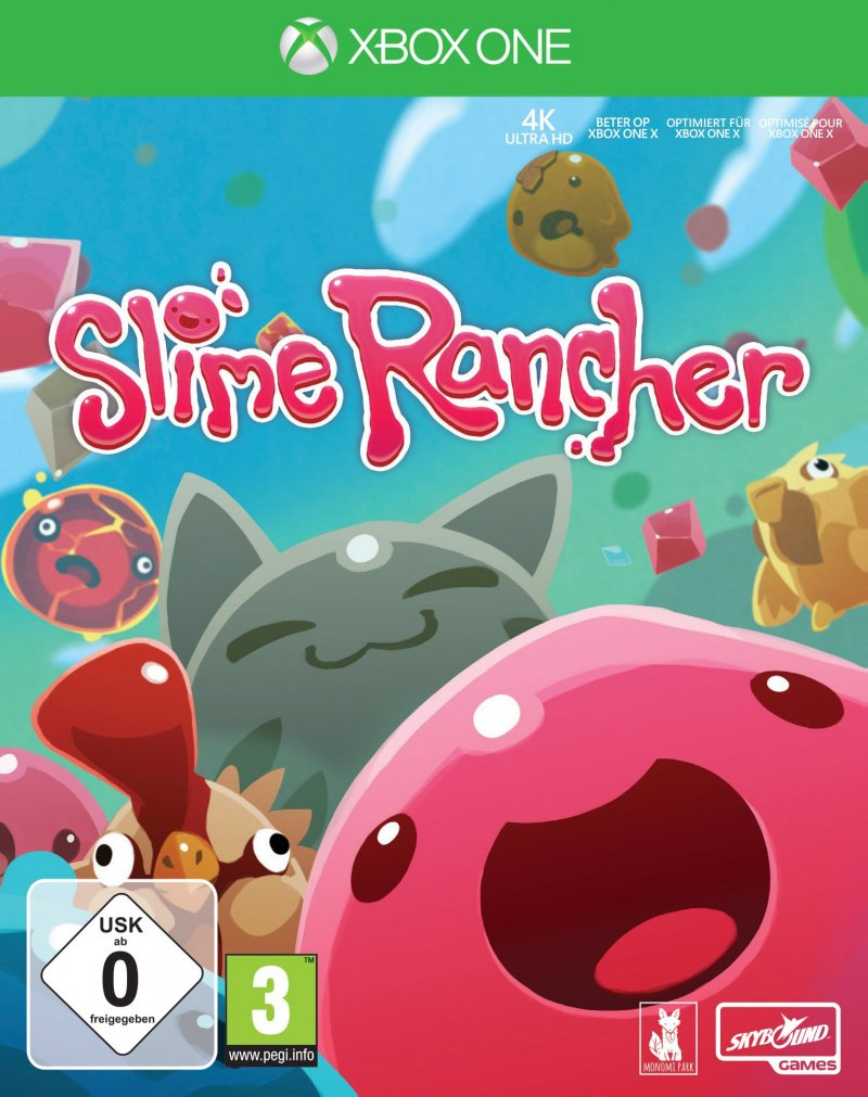 Image of   Slime Rancher - Xbox One