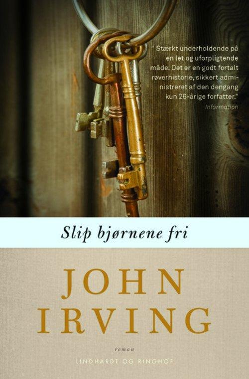 Slip Bjørnene Fri - John Irving - Bog
