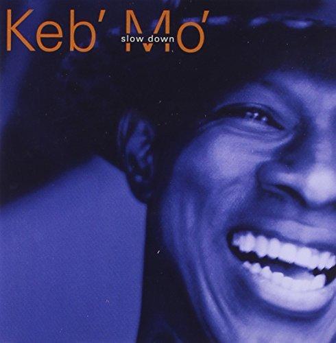 Image of   Keb Mo - Slow Down - CD