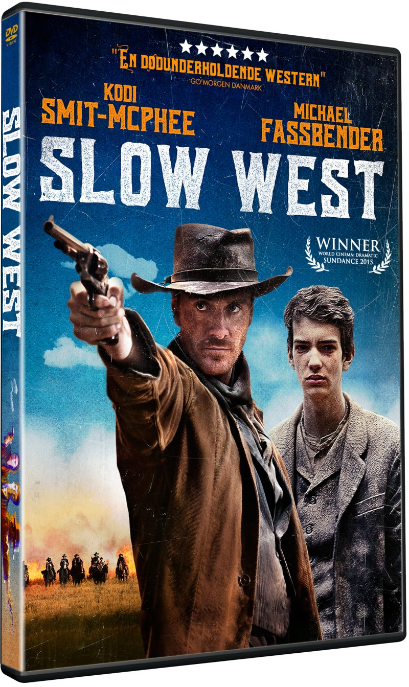 Image of   Slow West - DVD - Film