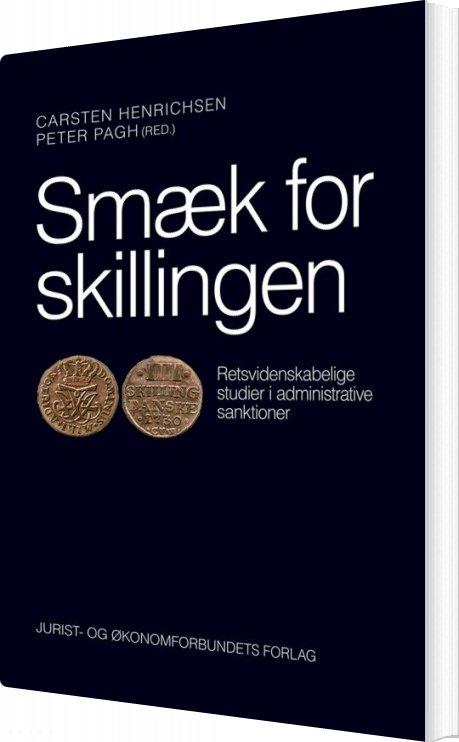 Image of   Smæk For Skillingen - Carsten Henrichsen - Bog