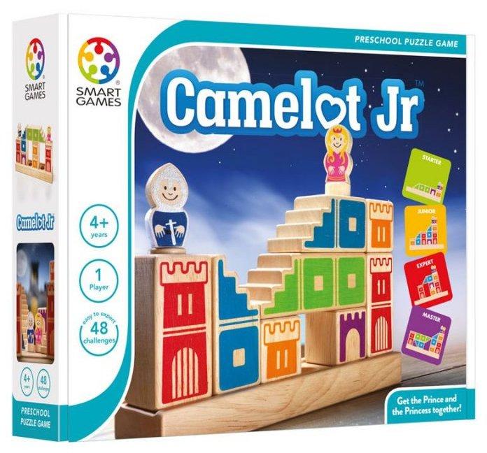 Image of   Smart Games Spil - Camelot Jr