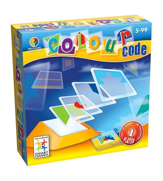 Image of   Smart Games - Colour Code
