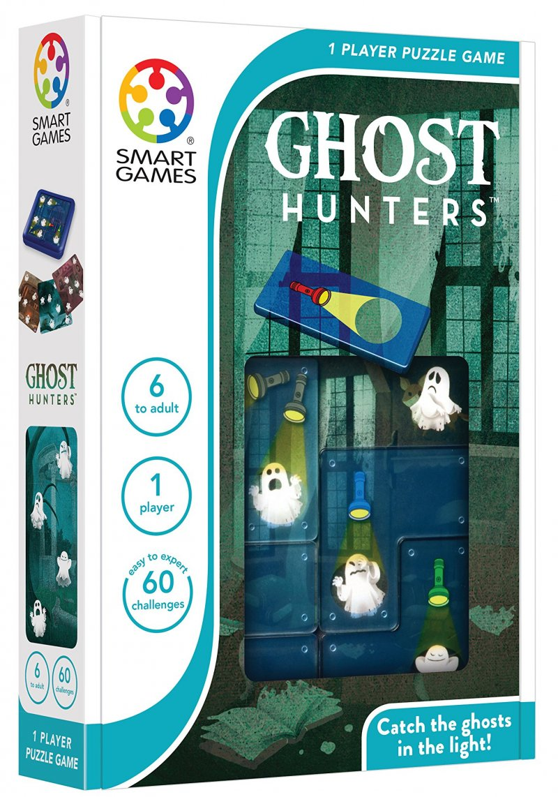 Image of   Smart Games - Ghost Hunters