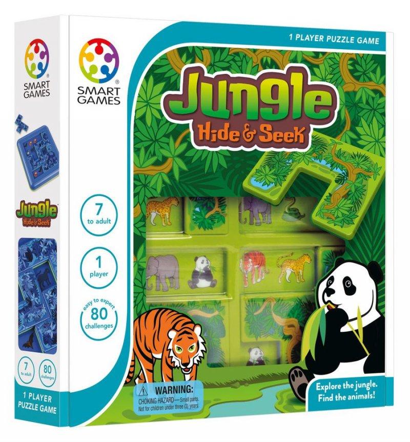 Image of   Smart Games Spil - Hide And Seek Jungle