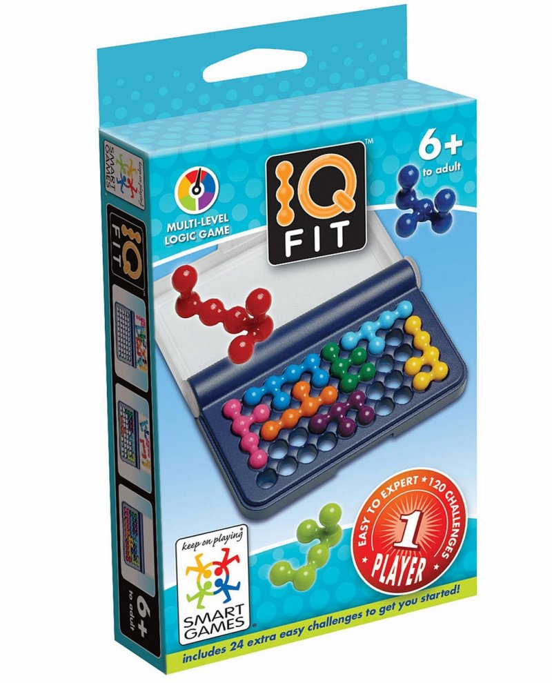 Image of   Smart Games Iq Fit