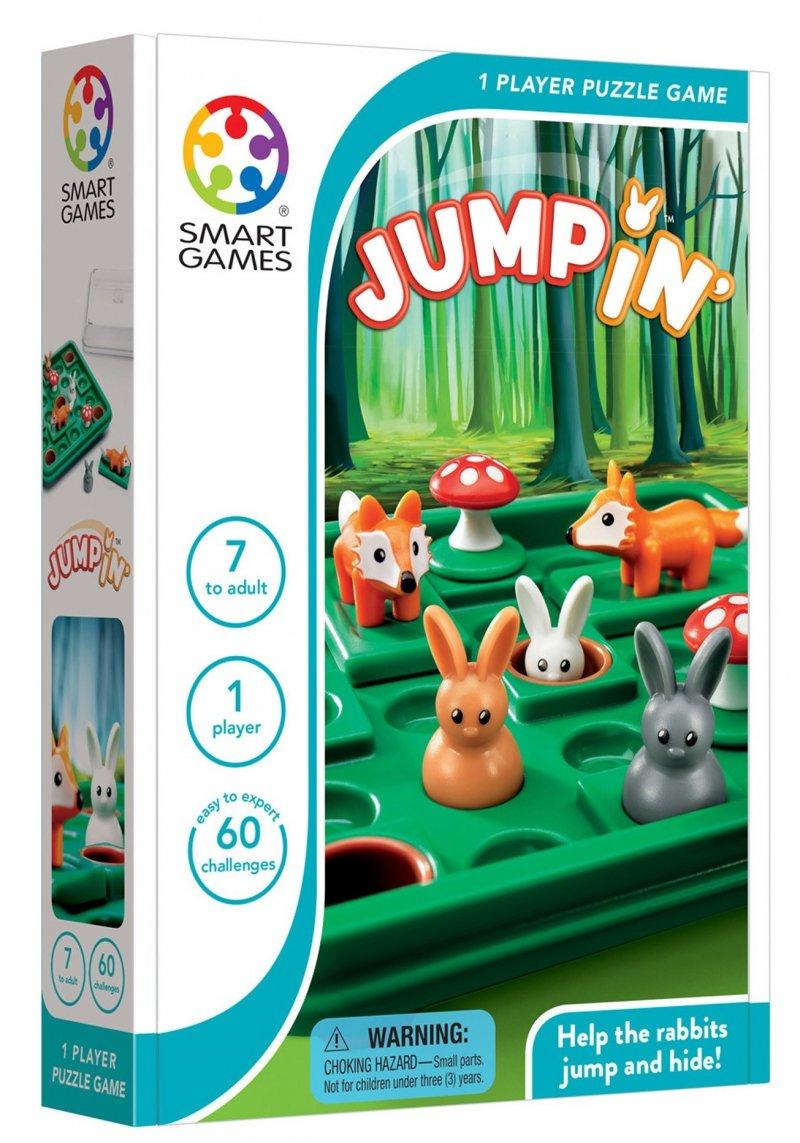 Image of   Smart Games Spil - Jump In