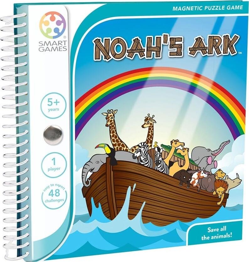 Image of   Smart Games Spil - Noahs Ark