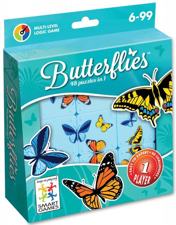 Image of   Smart Games - Butterflies