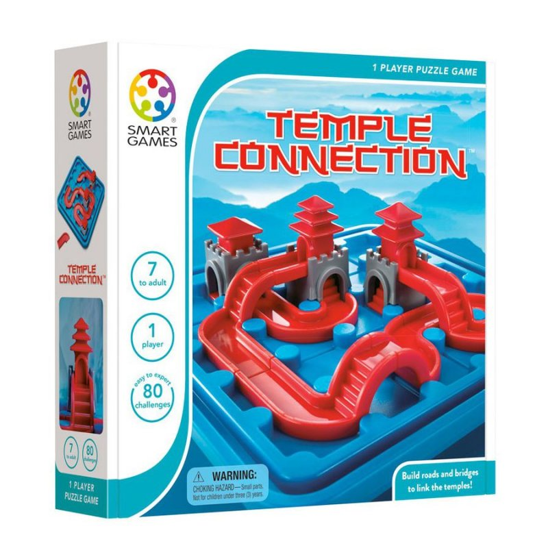 Image of   Smart Games Spil - Temple Connection