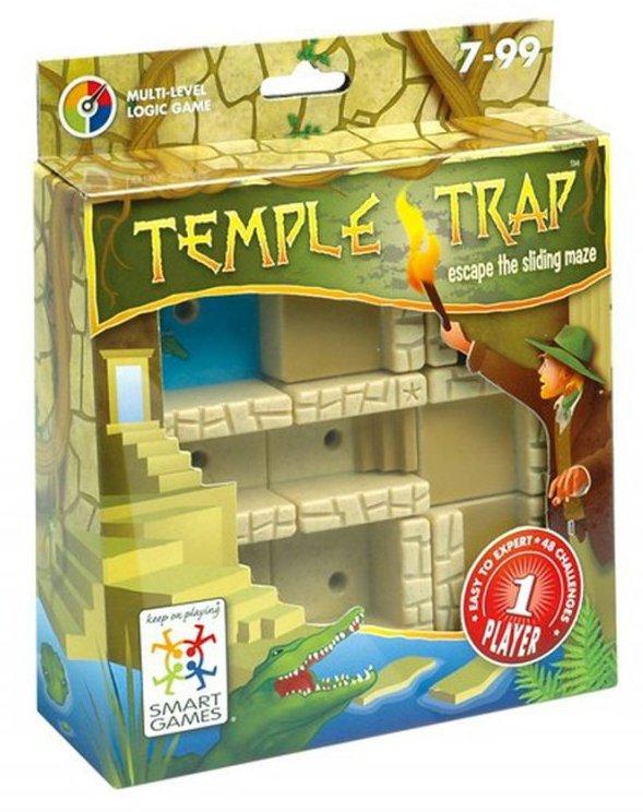 Image of   Smart Games Spil - Temple Trap