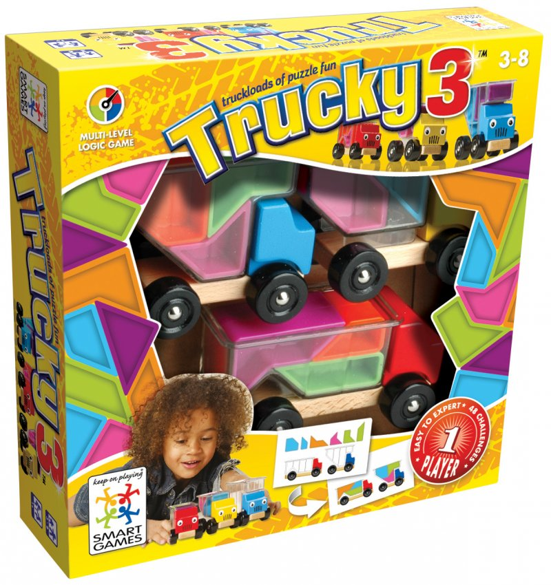 Image of   Smart Games - Trucky 3