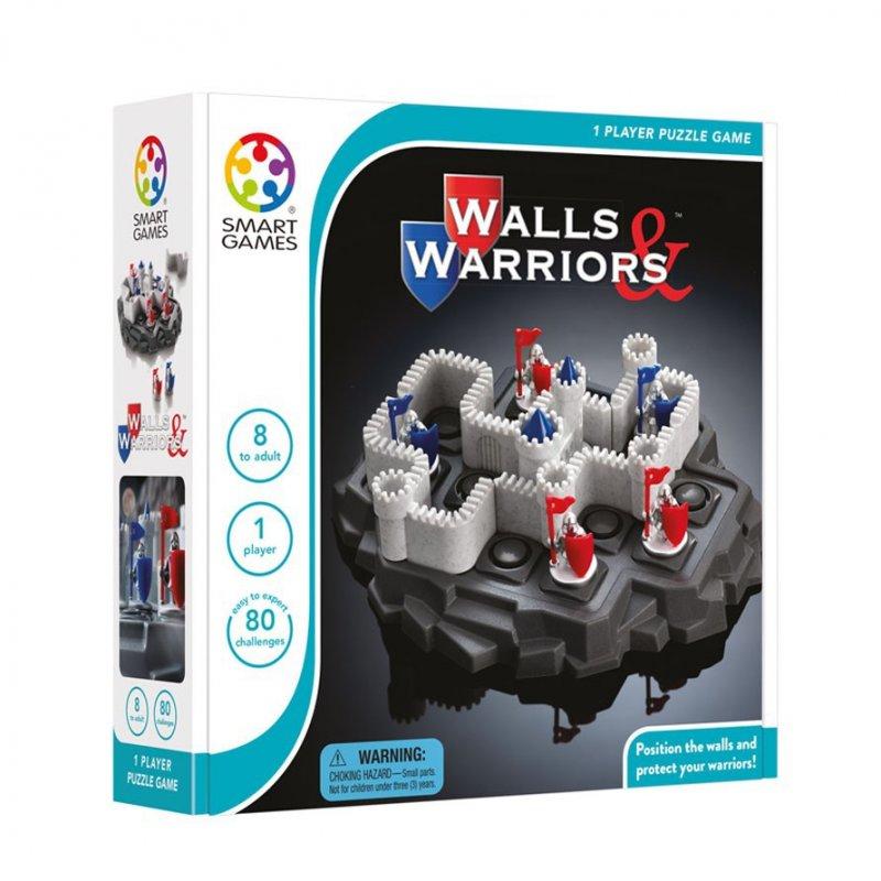 Image of   Smart Games Spil - Walls & Warriors