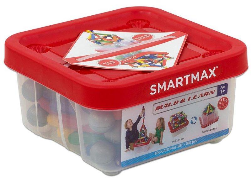 Image of   Smart Max Byg Og Lær - 100 Dele