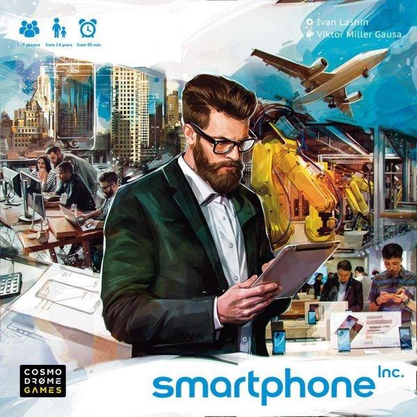 Smartphone Inc - Brætspil