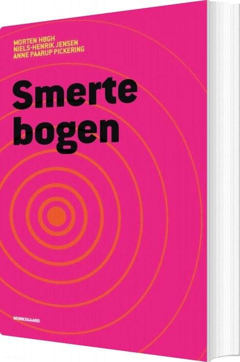 Image of   Smertebogen - Niels-henrik Jensen - Bog