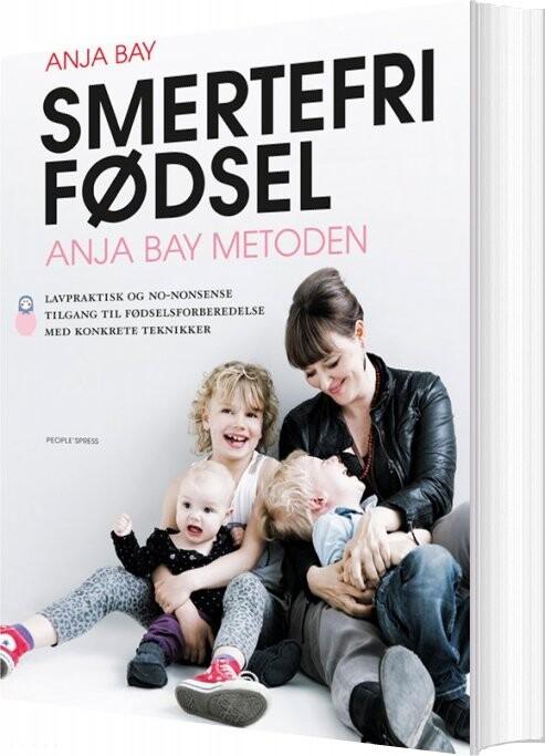 Image of   Smertefri Fødsel - Anja Bay - Bog