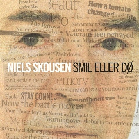Image of   Niels Skousen - Smil Eller Dø - Vinyl / LP