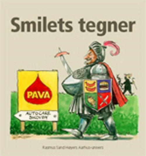 Smilets Tegner - Jens Kaiser - Bog