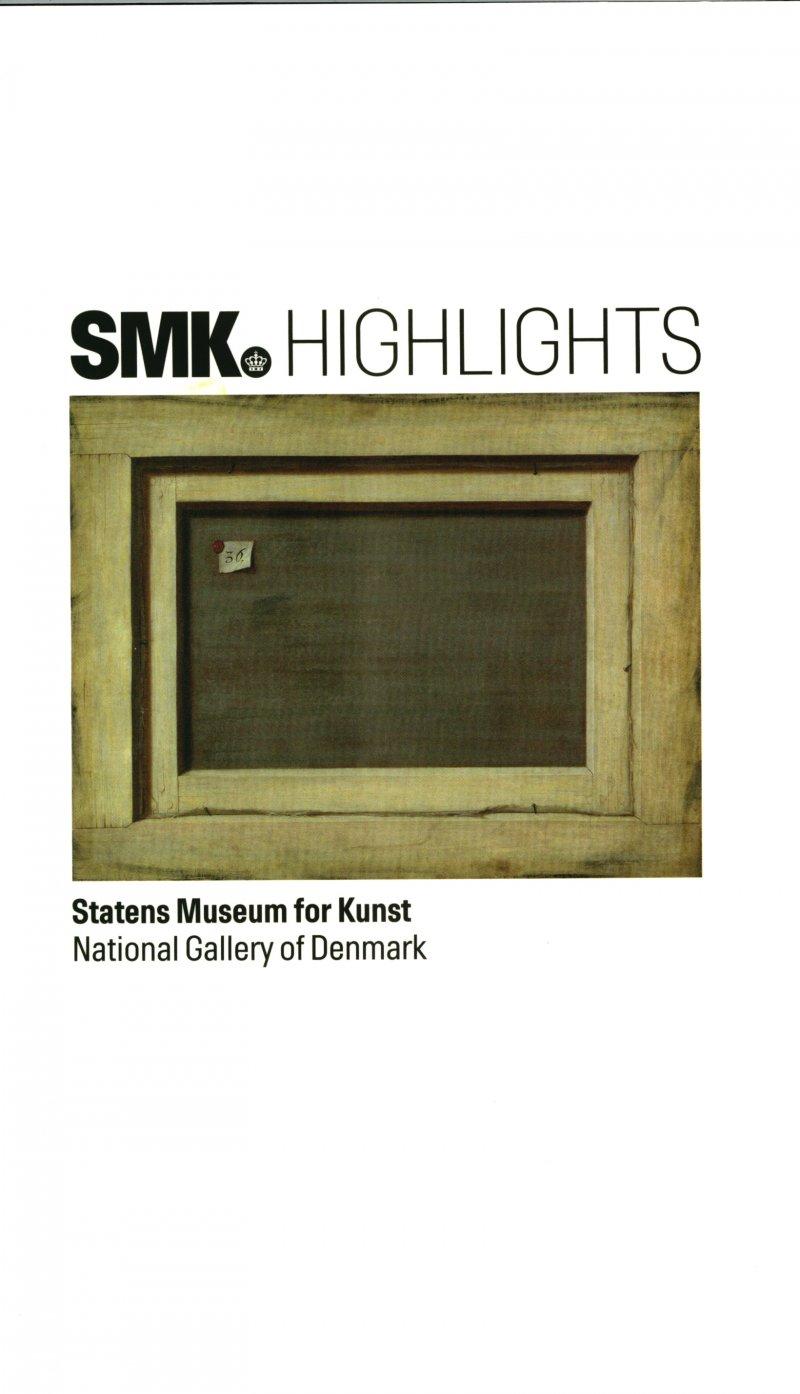 Image of   Smk Highlights (dansk Udgave) - Birgitte Anderberg Mf - Bog
