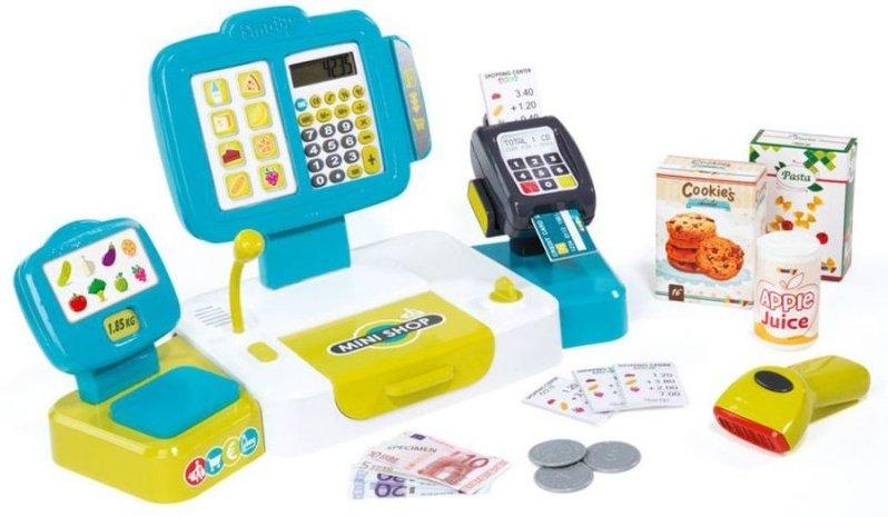 legetøj kasseapparat, legetøjskasseapparat