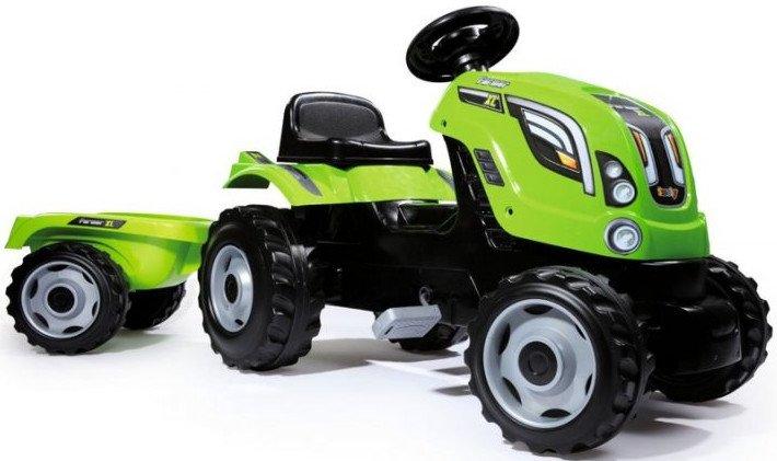 legetøjstraktor, børnetraktor, traktor legetøj