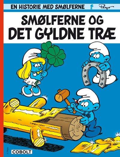 Image of   Smølferne Og Det Gyldne Træ - Peyo - Tegneserie