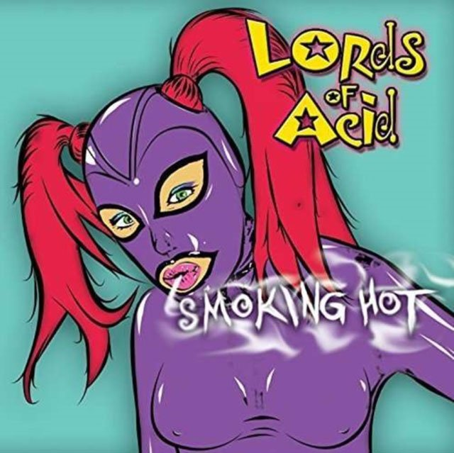 Image of   Lords Of Acid - Smoking Hot - CD