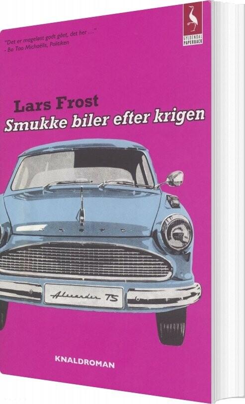 Image of   Smukke Biler Efter Krigen - Lars Frost - Bog