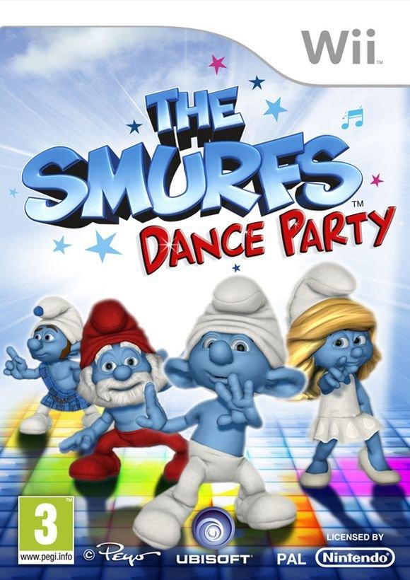 Billede af Smurfs Dance Party (nordic) - Wii