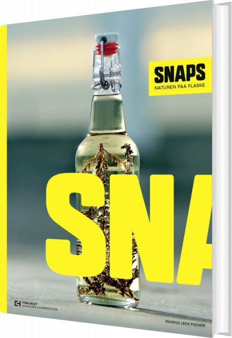 Snaps - Rasmus Leck Fischer - Bog