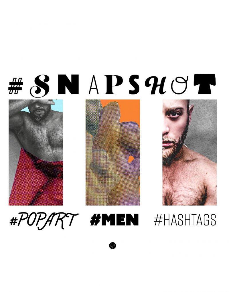 Image of   #snapshot - Jes Ulrik Hansen - Bog
