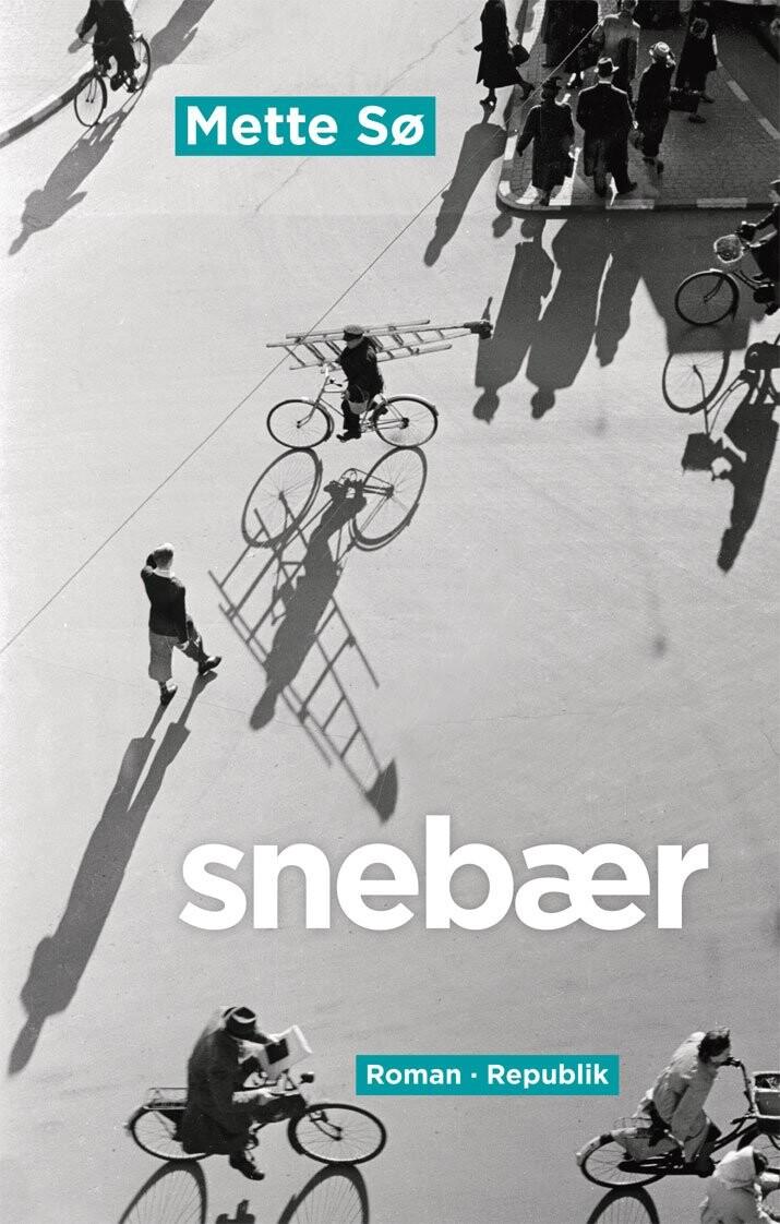 Image of   Snebær - Mette Sø - Bog