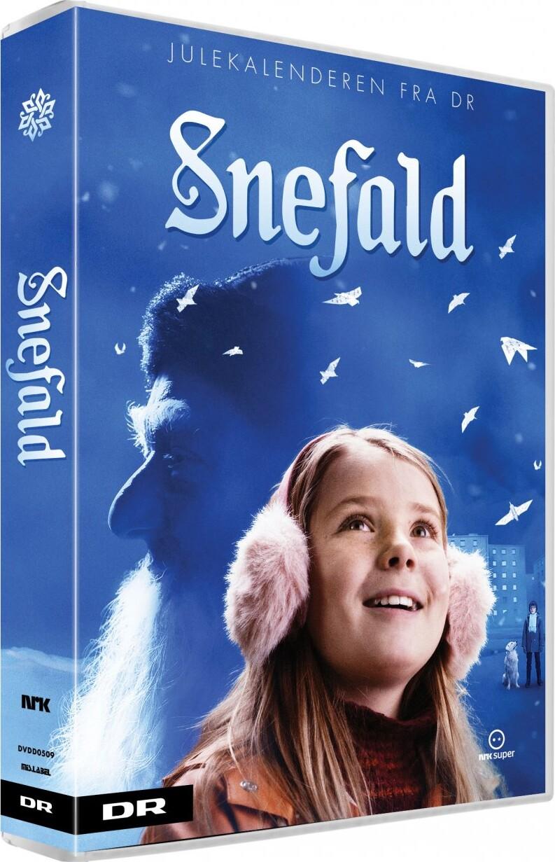 Snefald - Dr Julekalender 2017 - DVD - Tv-serie