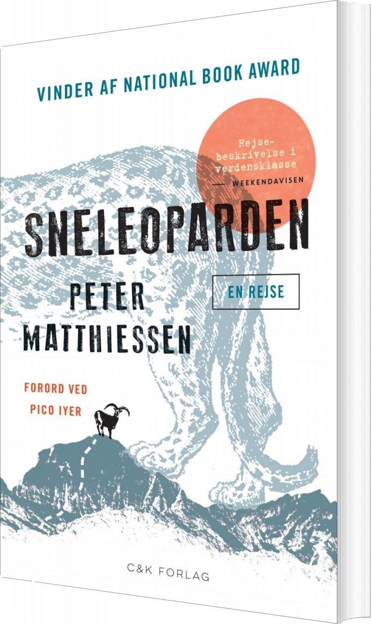 Image of   Sneleoparden - Peter Matthiessen - Bog
